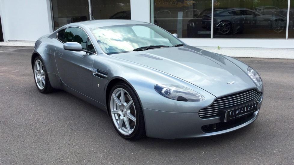 Aston Martin V8 Vantage 2dr 4.3 3 door Coupe (2007) image