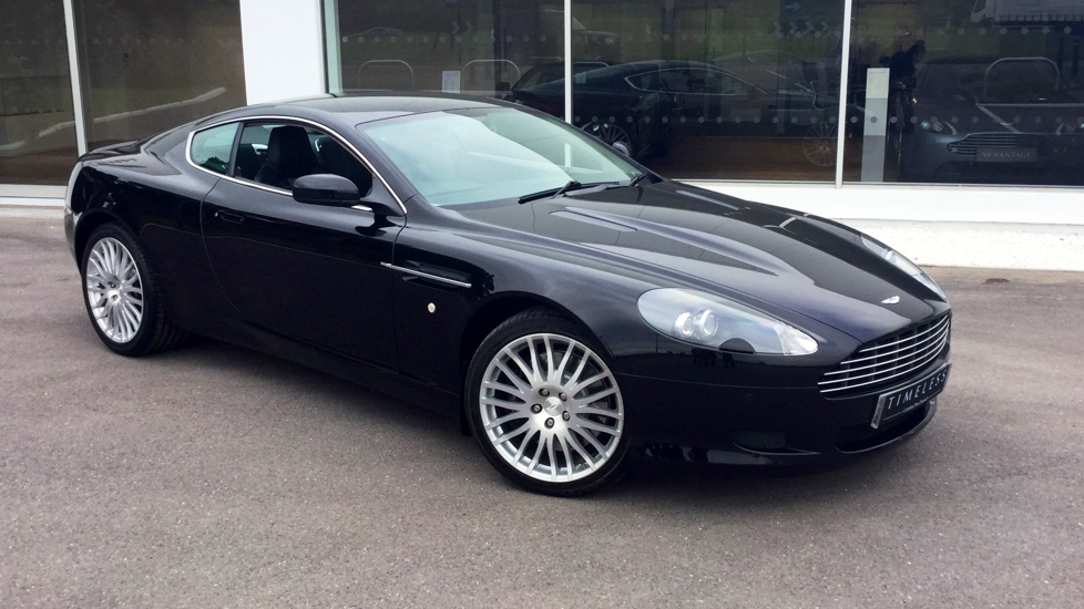 Aston Martin DB9 V12 2dr Touchtronic [470] 5.9 Automatic Coupe (2010)