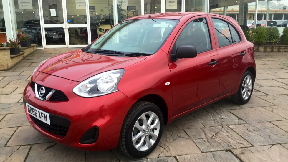 Nissan Micra 1 2 Vibe
