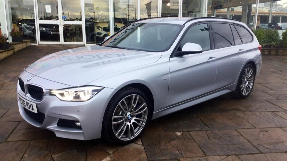 BMW 3 SERIES TOURING 335d xDrive M Sport Step Auto YE66RHX