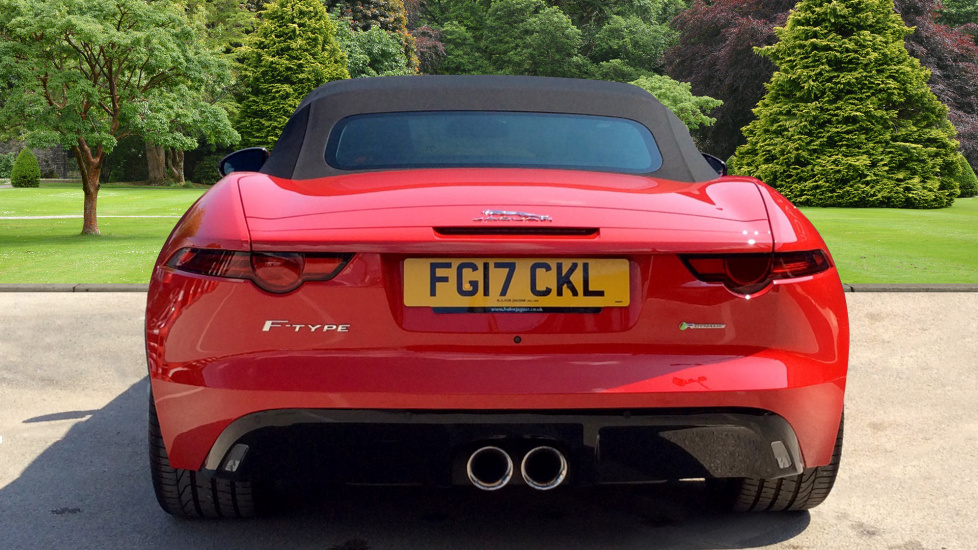 Privilege Car Insurance Contact Number >> Used Jaguar F-Type R-Dynamic V6 Supercharged Red FG17CKL