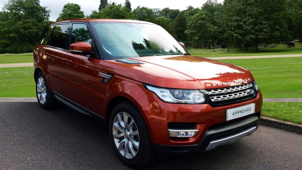Land Rover Range Rover Sport 3.0 SDV6 HSE Diesel Automatic 5 door 4x4 (2015) image