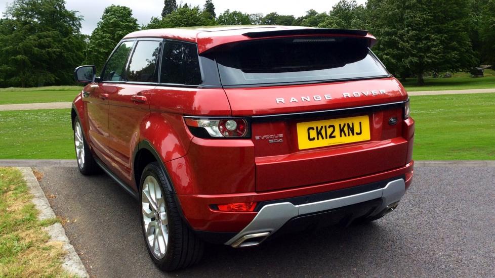 Land Rover For Sale In Gauteng >> Used 2012 12 Land Rover Range Rover Evoque 22 Sd4   Autos Post