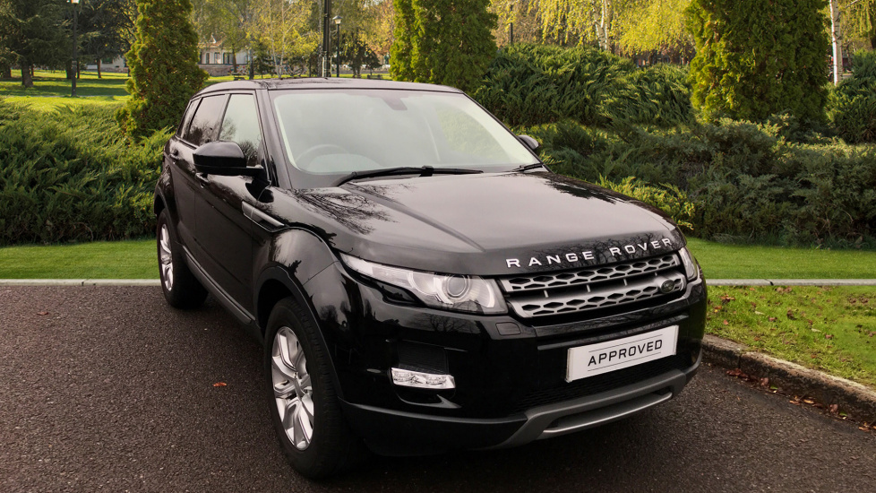 Land Rover Range Rover Evoque 2.2 eD4 Pure TECH Manual 2015MY Diesel 5 door Estate (2015) image
