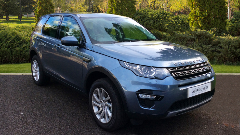 land rover discovery sport 2018. contemporary discovery land rover discovery sport 20 td4 180 se tech 5dr diesel automatic 4x4  2018 on land rover discovery sport 2018
