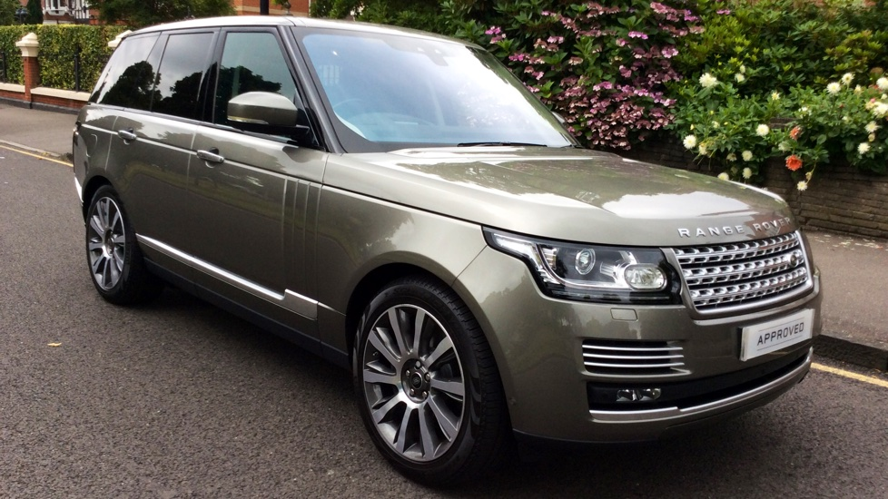 Land Rover Range Rover 4.4 SDV8 Autobiography 4dr - Panoramic Roof -  Diesel Automatic 5 door Estate (2017) image