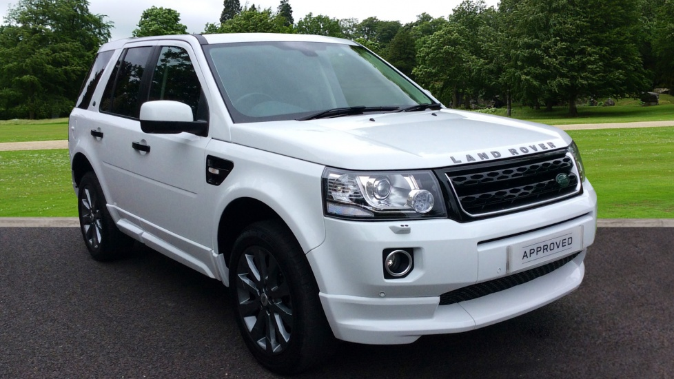 Land Rover Freelander 2.2 SD4 Dynamic 5dr Diesel Automatic 4 door (2014) image