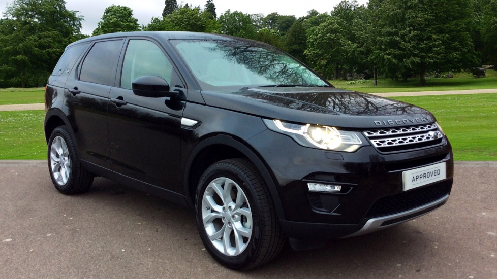 Land Rover Discovery Sport 2.0 TD4 HSE 5dr Diesel Automatic Estate (2017) image