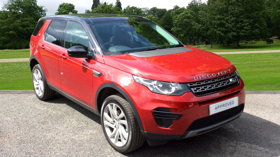 Land Rover Discovery Sport 2.0 TD4 180 SE 5dr Diesel Automatic Estate (2017) image