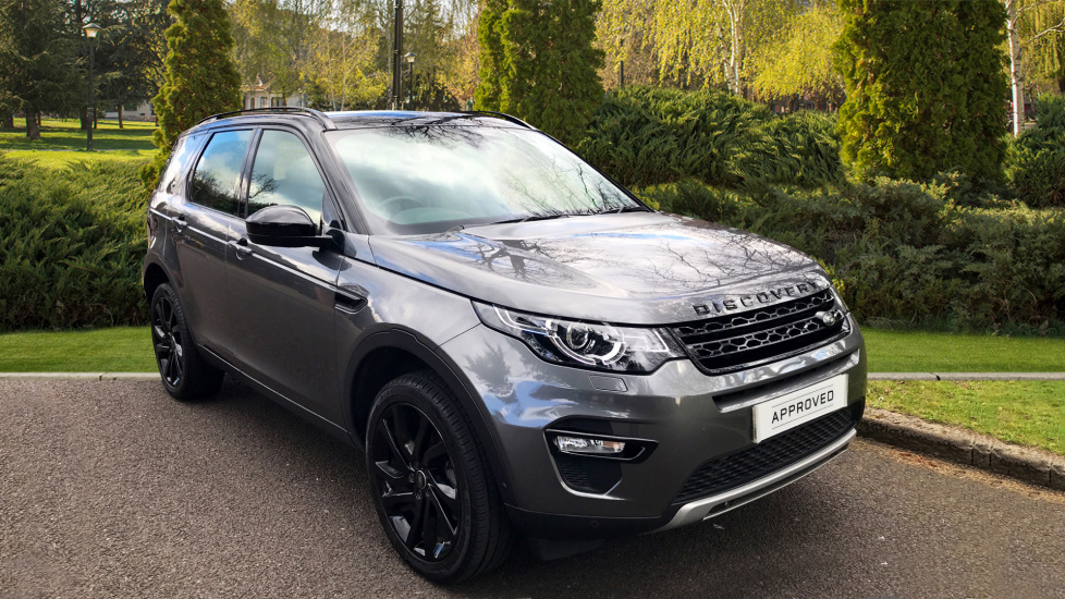 Land Rover Discovery Sport 2.2 SD4 HSE Luxury 5dr - Panoramic Glass Sunroof - Privacy Glass - 5+2 Seating Diesel 4x4 (2015) image