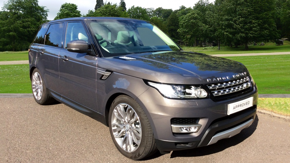 Land Rover Range Rover Sport 2.0 SD4 HSE 5dr - Fix Panoramic Sunroof Diesel Automatic Estate (2017) image