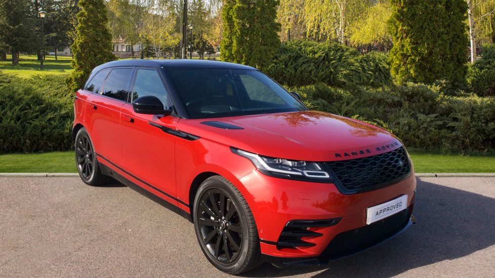 Land Rover Range Rover Velar 3.0 D300 R-Dynamic HSE 5dr - Panoramic Roof - Privacy Glass -  Diesel Automatic Estate (2017) image