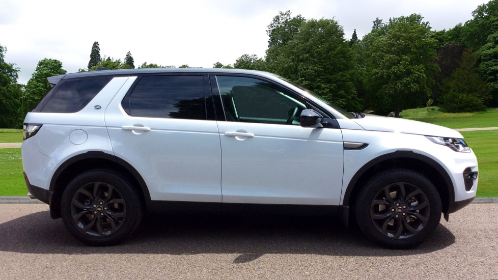 Land Rover Discovery Sport 2 0 Td4 180 Se Tech 5dr