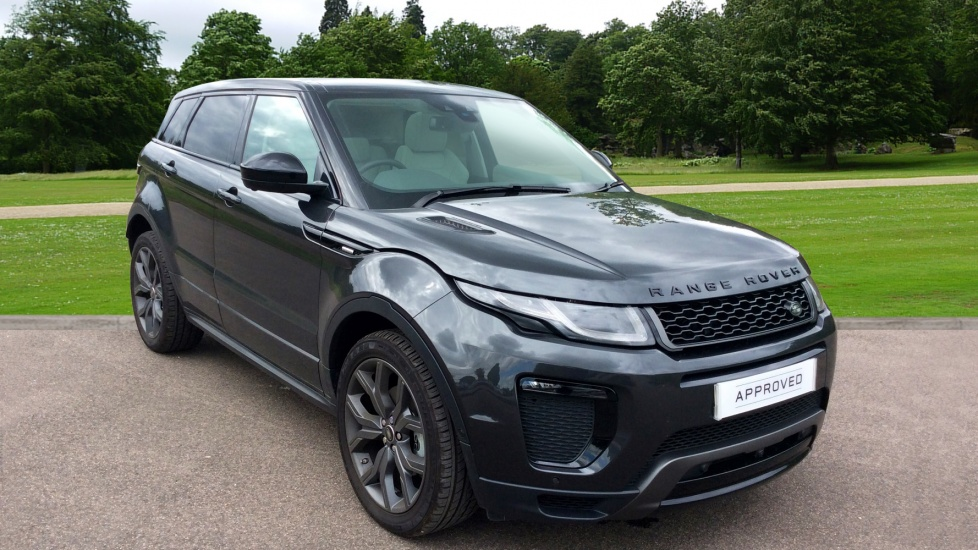 used land rover range rover evoque cars for sale grange. Black Bedroom Furniture Sets. Home Design Ideas