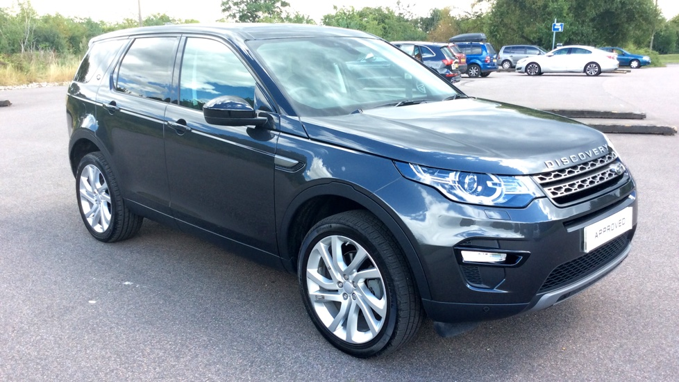Land Rover Discovery Sport 2.0 TD4 180 SE Tech 5dr Diesel Automatic 4 door 4x4 (2017) image