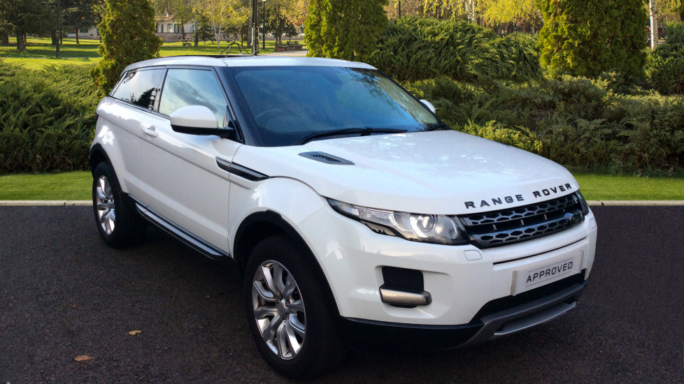 Land Rover Range Rover Evoque 2.2 eD4 Pure 3dr [Tech Pack] 2WD Diesel Coupe (2014) image