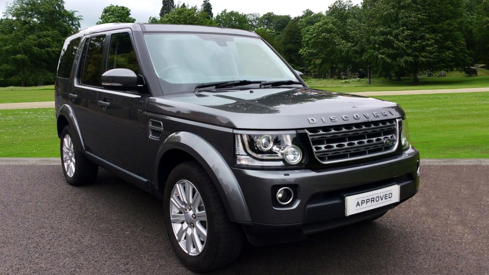 Land Rover Discovery 3.0 SDV6 SE 5dr Diesel Automatic 4 door 4x4 (2015) image