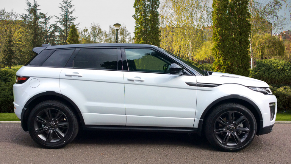 Evoque Used Car Review