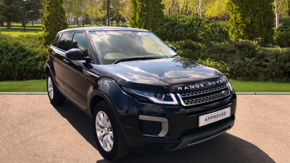 Land Rover Range Rover Evoque 2.0 eD4 SE 5dr 2WD - Privacy Glass - Rear Seats DVD Player -  Diesel Hatchback (2016) image