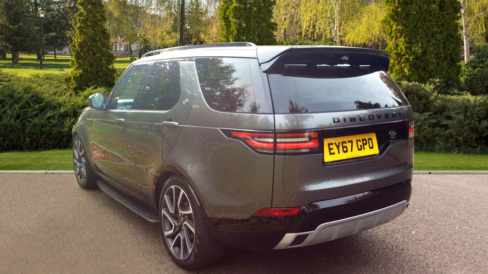Land Rover Discovery 3 0 Td6 Hse Luxury 5dr Panoramic