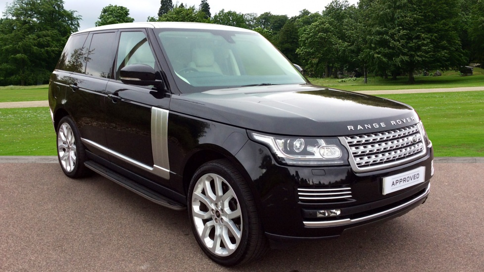 Land Rover Range Rover 3.0 TDV6 Vogue 4dr - Sliding Panoramic Sunroof - Privacy Glass Diesel Automatic Estate (2013) image