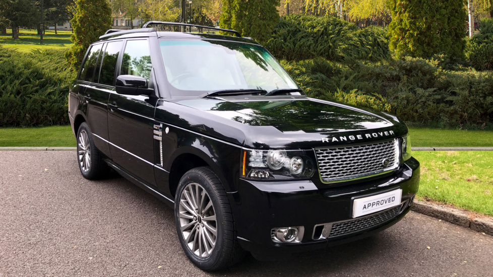 Land Rover Range Rover 4.4 TDV8 Autobiography 4dr -  Privacy Glass - Sliding Panoramic Roof -  Diesel Automatic 5 door Estate (2012) image