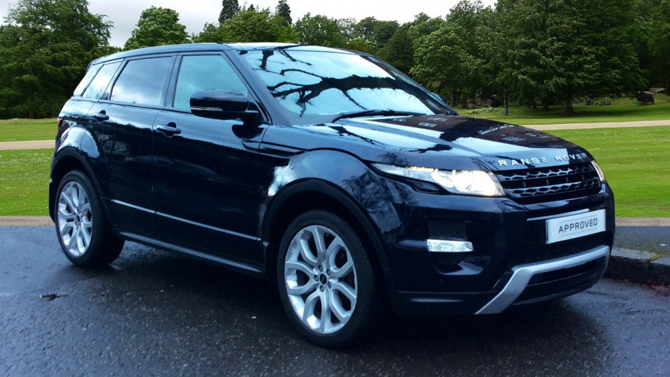 Land Rover Range Rover Evoque 2.2 SD4 Dynamic 5dr Diesel Automatic 4 door Hatchback (2011) image