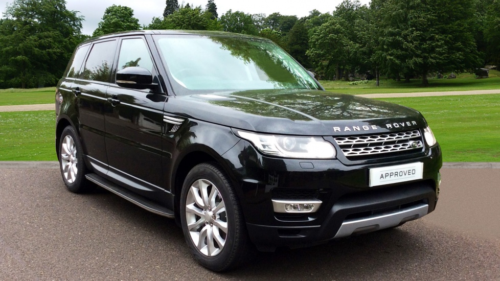 land rover range rover sport 3 0 sdv6 hse dynamic 5dr. Black Bedroom Furniture Sets. Home Design Ideas