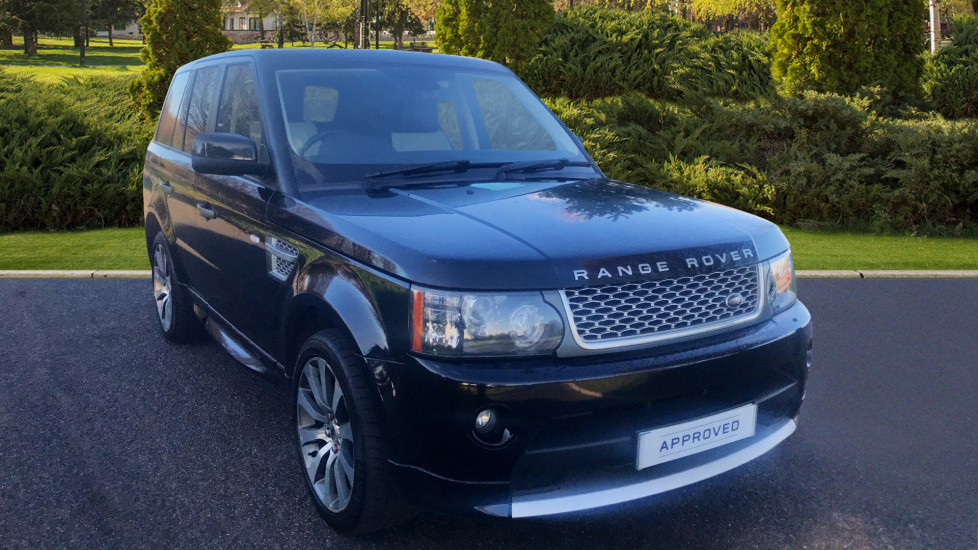 Land Rover Range Rover Sport 3.0 TDV6 Autobiography Sport 5dr CommandShift + Privacy Glass Diesel Automatic Estate (2011) image