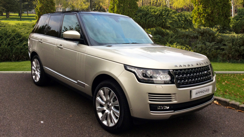 Land Rover Range Rover 3.0 TDV6 Vogue 4dr - Fixed Panoramic Roof  Diesel Automatic Estate (2013) image