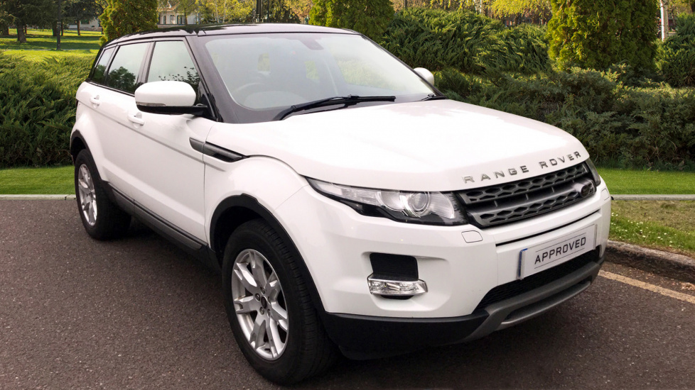 Land Rover Range Rover Evoque 2.2 SD4 Pure 5dr [Tech Pack] - Parking Aid -  Diesel Automatic Hatchback (2013) image