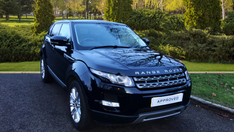 Land Rover Range Rover Evoque 2.2 SD4 Pure 5dr + Fixed Panoramic Roof Diesel Automatic Hatchback (2011) image
