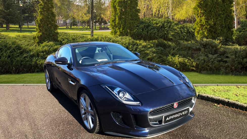 Jaguar F-TYPE 3.0 Supercharged V6 2dr - Panoramic Roof Automatic Coupe (2015)