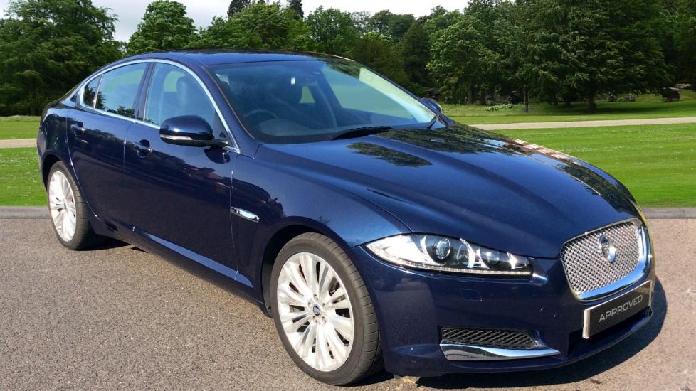 Jaguar XF 3.0d V6 Premium Luxury Diesel Automatic 4 door Saloon (2012) image