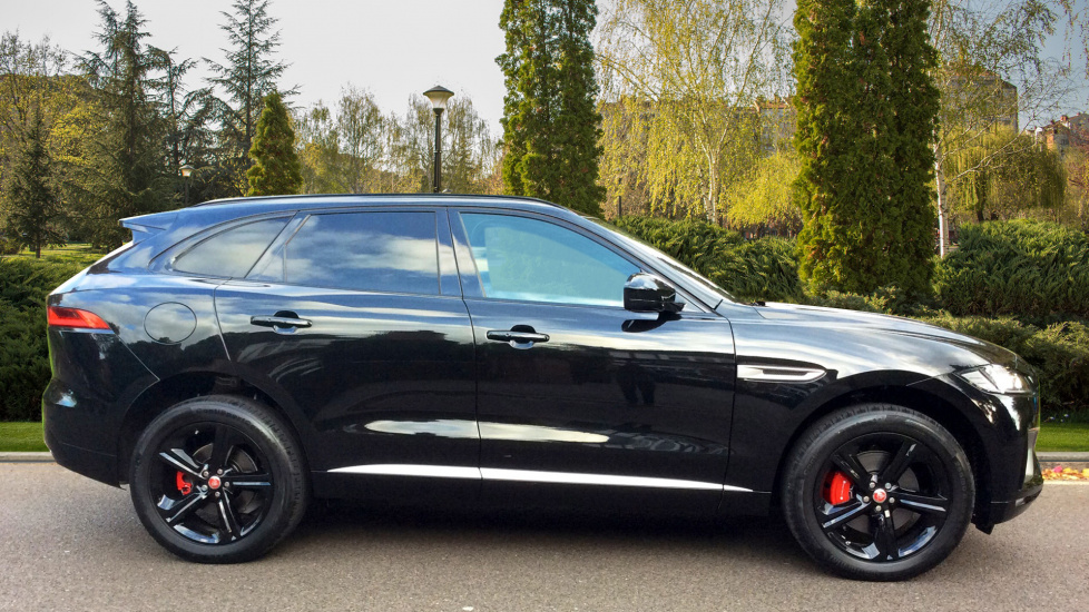 Jaguar F-PACE 3.0 300PS TDV6 S 5dr AWD Auto - Panoramic ...