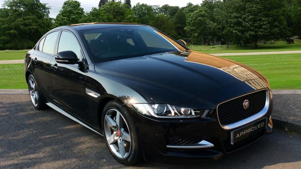 Jaguar XE 2.0d [180] R-Sport Diesel Automatic 4 door Saloon (2016) image