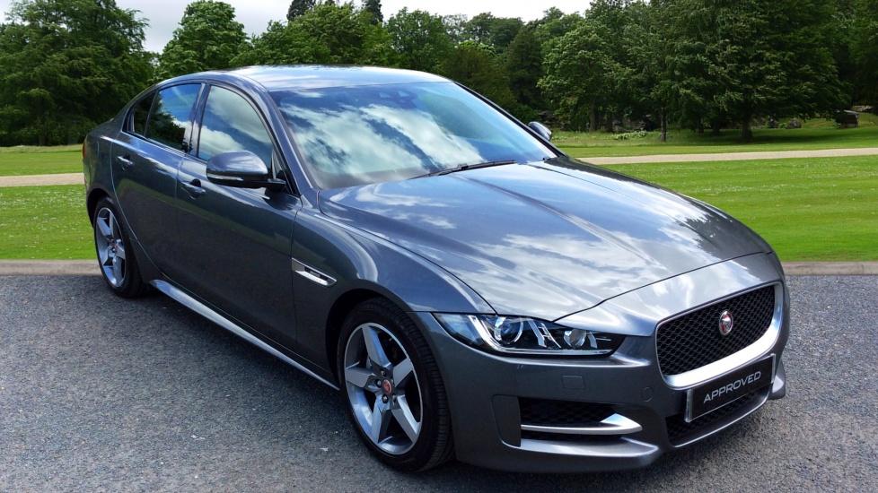 Jaguar XE 2.0d [180] R-Sport - Demonstrator car available for test drive. Diesel Automatic 4 door Saloon (2016) image