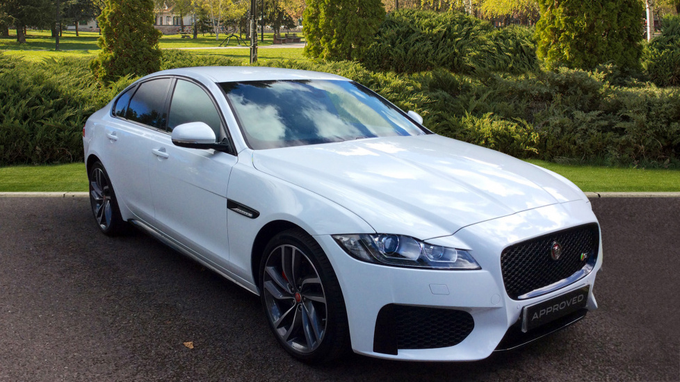 Jaguar XF 3.0d V6 S 4dr Delivery Miles, Huge Saving Diesel Automatic Saloon (2017)