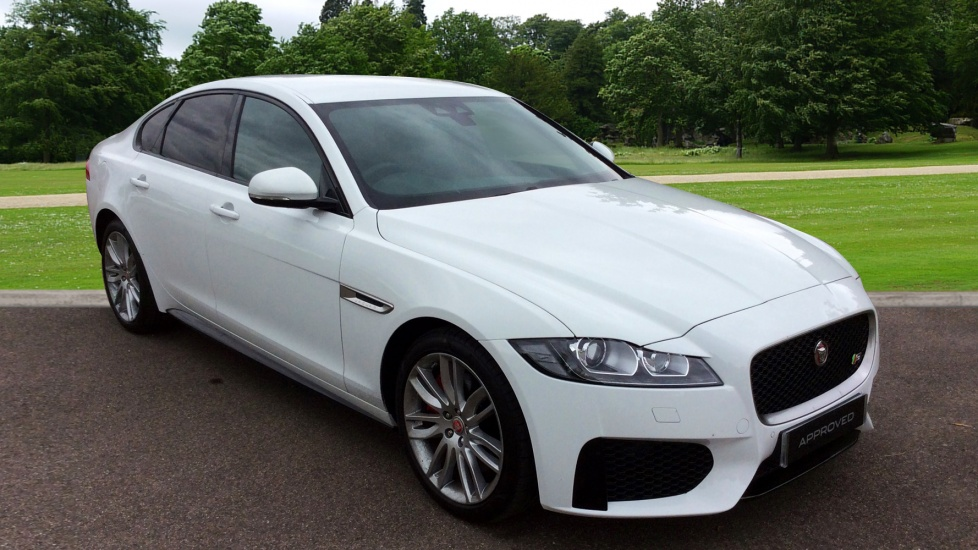 Jaguar XF 3.0 V6 Supercharged S Automatic 4 door Saloon (2016) image