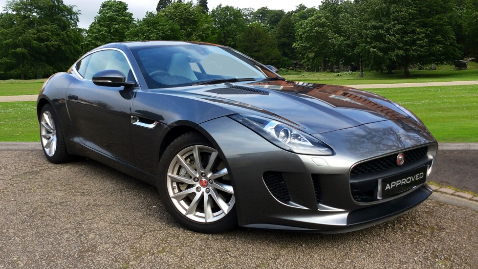 Jaguar F-TYPE 3.0 Supercharged V6 2dr Automatic Coupe (2016)