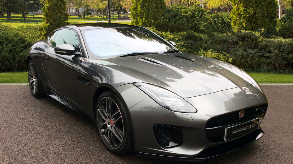 Jaguar F-TYPE 2.0 R-Dynamic 2dr 300PS Automatic Coupe (2018)