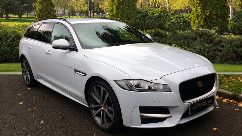 jaguar xf sportbrake 180 r sport 5dr sportbrake. Black Bedroom Furniture Sets. Home Design Ideas