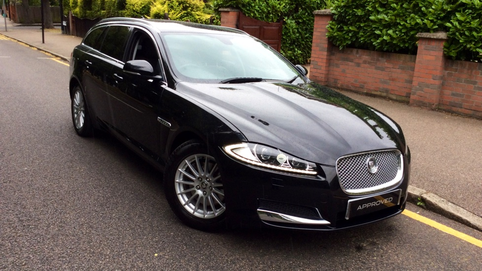Jaguar XF 2.2d [163] SE Business 5dr Diesel Automatic 4 door Estate (2013) image