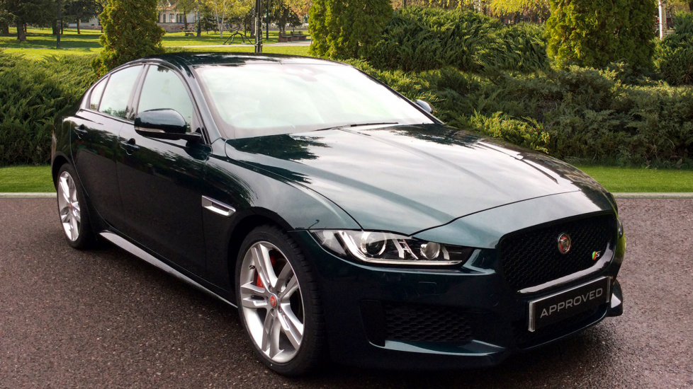 Jaguar XE 3.0 V6 Supercharged S Automatic 4 door Saloon (2015) image
