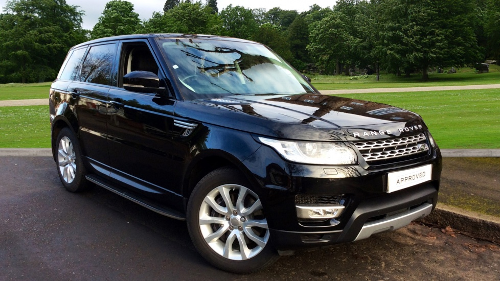 Land Rover Range Rover Sport 3.0 SDV6 HSE 5dr Diesel Automatic Estate (2014) image