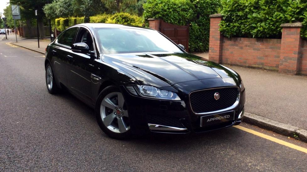 Jaguar XF 2.0d [180] Portfolio Diesel Automatic 4 door Saloon (2015)