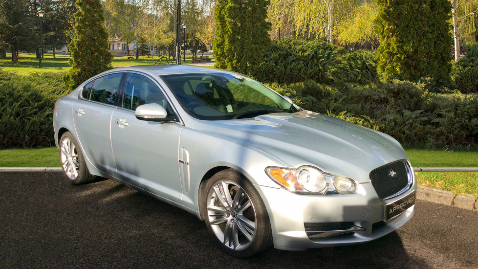 Jaguar XF 5.0 V8 S Premium Luxury Automatic 4 door Saloon (2011) image