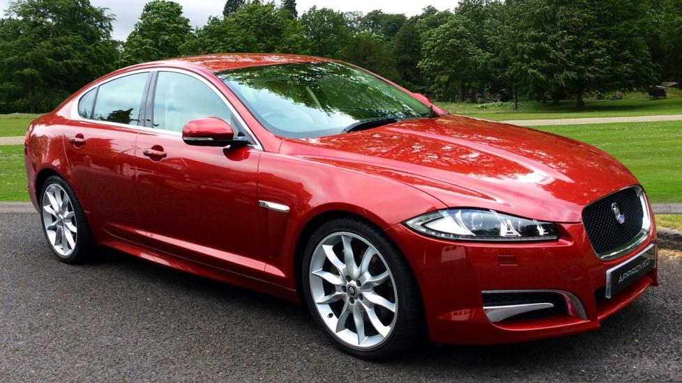 Jaguar XF 3.0d V6 S Premium Luxury [Start Stop] Diesel Automatic 4 door Saloon (2013) image