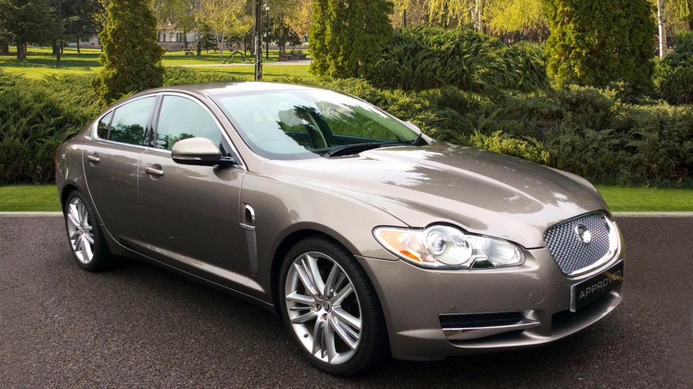 Jaguar XF 3.0d V6 S Portfolio Diesel Automatic 4 door Saloon (2011) image