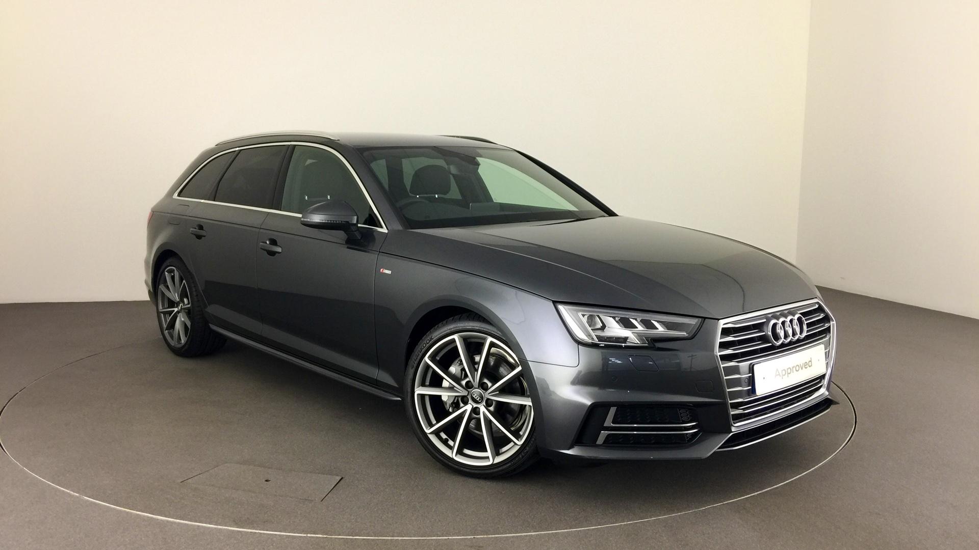 Audi a4 avant s line 2 0 tdi 190 ps s tronic hj17deu